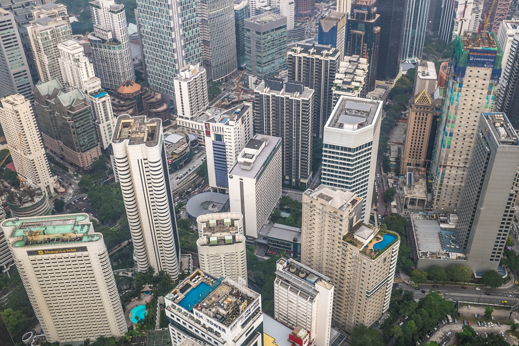 KL from Above